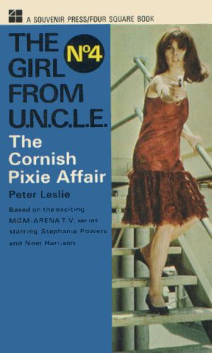 The Girl From UNCLE: The Cornish Pixie Affair by Peter Leslie
