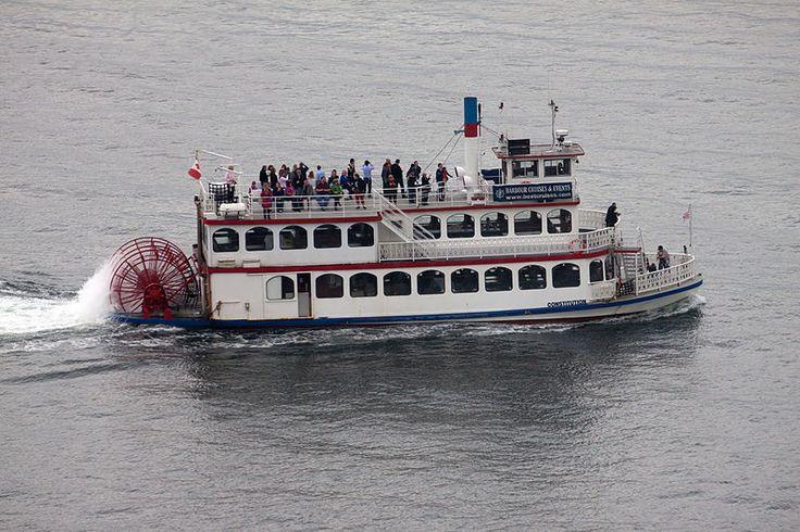 Houseboats On Harriet Island St Paul Mn