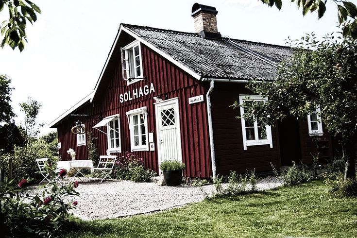 Uthus som blev stenugnsbageri i Slöinge   himlamycketsverige