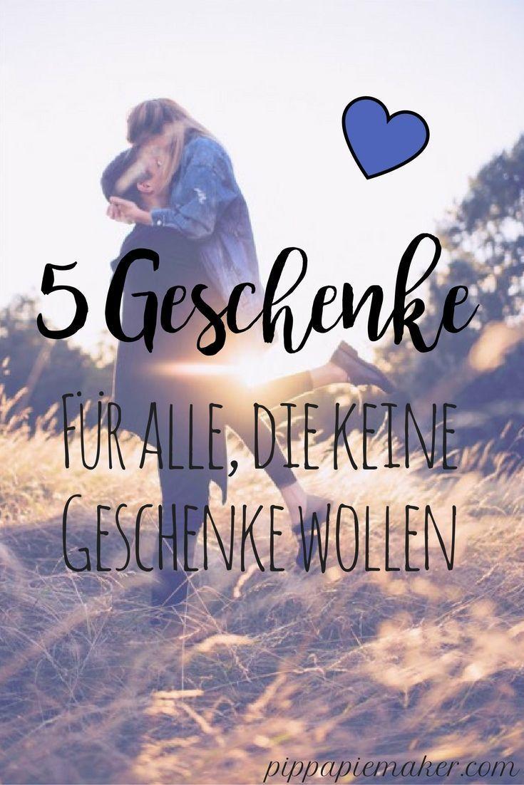 5 Geschenkideen, für Leute, die keine Geschenke wollen – Nicolinasworld – Lifestyle, Travel, Dog Blog