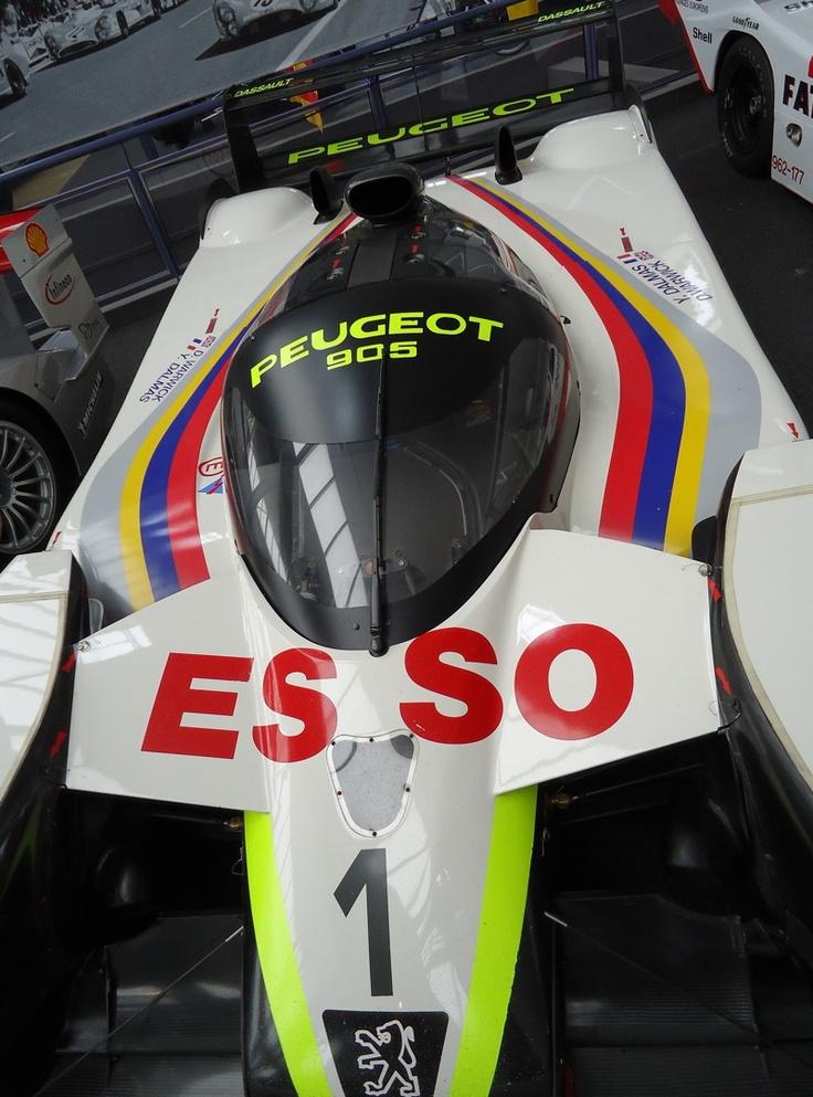 Peugeot 905 Evo 2