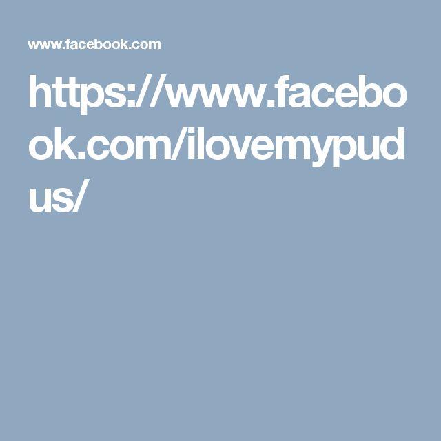 https://www.facebook.com/ilovemypudus/