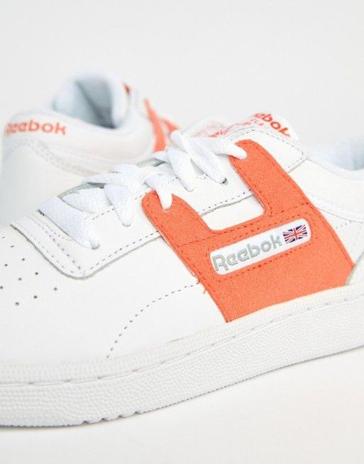 8b8f5d001d1 Reebok  Leisure Pack  Club Workout Sneakers Exclusive To ASOS ...