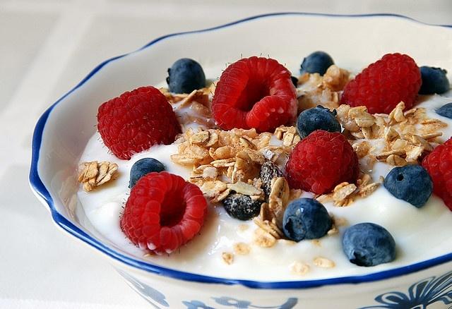 healthy yummy breakfast