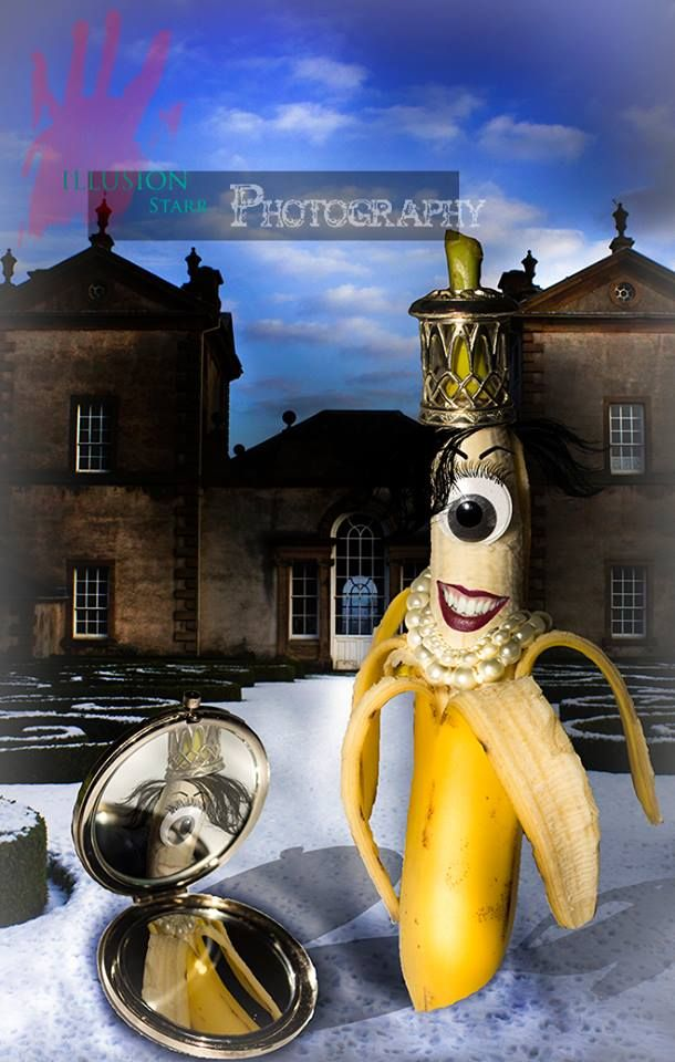"""""""Banana Royalty"""""""