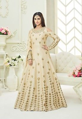 Other Womens Clothing 314: Indian Bollywood Pakistani Ethnic Suit Wedding Designer Anarkali Suit Se Us 06 -> BUY IT NOW ONLY: $67.99 on eBay!
