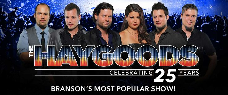 The Haygoods – Branson's Most Popular Show!