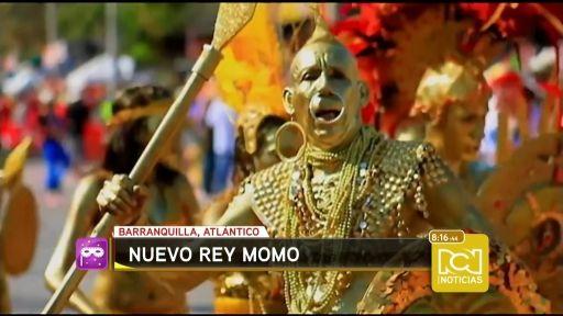 Rey Momo,  Carnaval de Barranquilla 2015