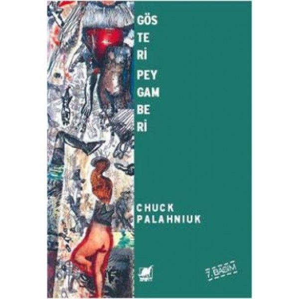 Chuck Palahniuk - Gösteri Peygamberi, Ayrıntı Yayınları