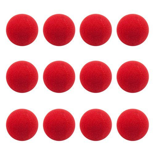 12-Pack of Novelty Red Foam Clown Nose By Pudgy Pedro's Party Supplies Pudgy Pedro's http://www.amazon.com/dp/B00G4GPJWI/ref=cm_sw_r_pi_dp_YTa6tb0PQQNV7
