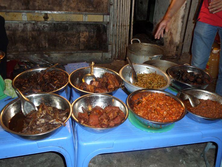 #hanoi night market #streetfood