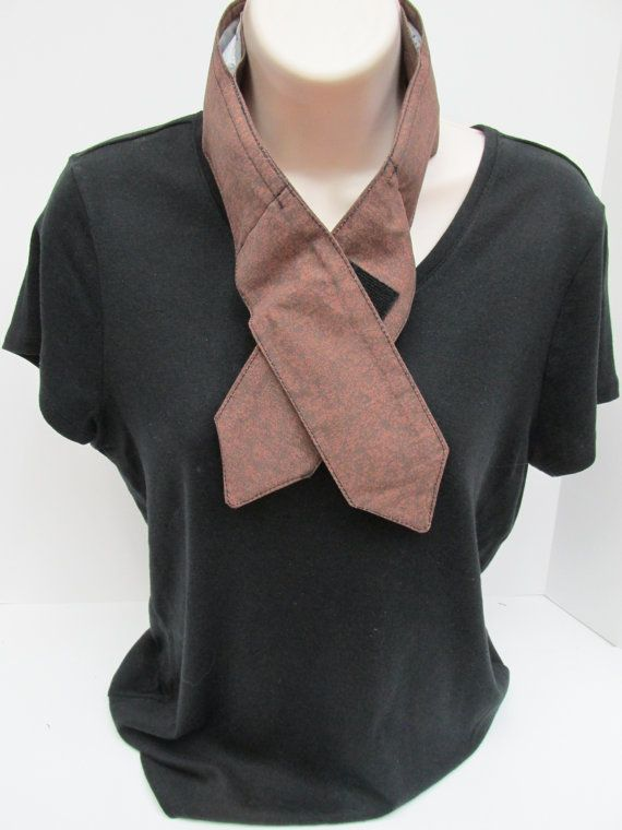 Brown Neck Cooler Scarf Cooler Reusable Cooler by JustBeautiful161