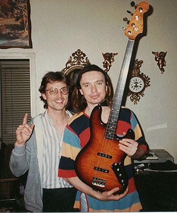 Metallica's Trujillo Rescues Jaco Pastorius' Bass of Doom. Jimi was the greatest rock guitarist, Jaco was the greatest bass player.