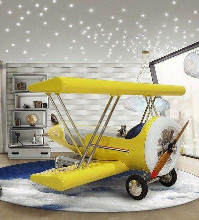 Cool ve Tarz Yatak Odaları, Cool Çocuk Yatak Odaları, Cool Yatak Odaları, İlginç Çocuk Yatak Odaları, İlginç Çocuk Yatakları
