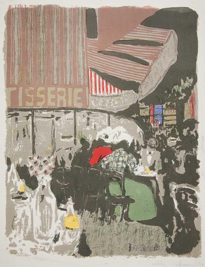 Édouard Vuillard (1868–1940)