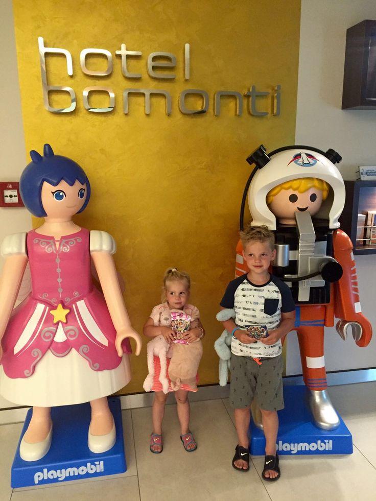 Op zoek naar het ideale hotel op doorreis naar Slovenië of Kroatie en tevens dé plek voor een dagje Playmobil FunPark? Hotel Bomonti is waar je moet zijn!