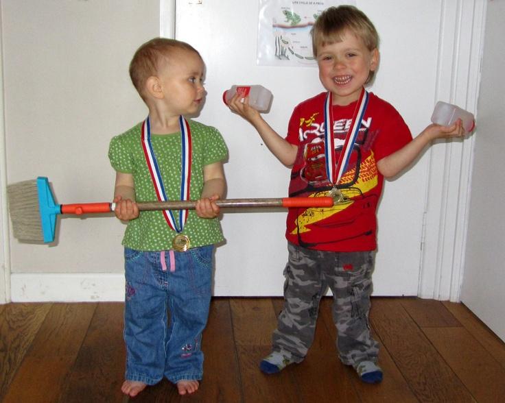 Olympic Sports from Crystal's Tiny Treasures