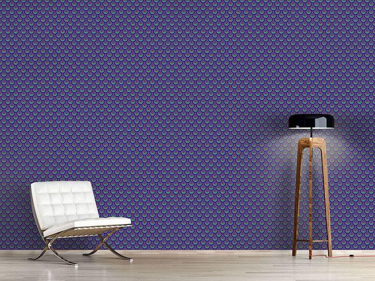 Die besten 25+ Federtapete Ideen auf Pinterest Feder muster - tapeten wohnzimmer rot