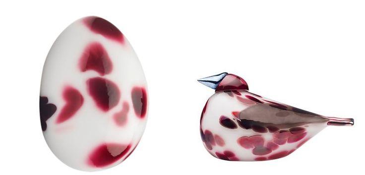 2016 Oiva Toikka, Rosalindan muna, Rosalinda