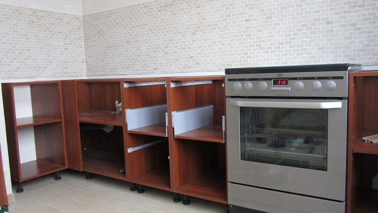 Кухонная мебель эконом класса