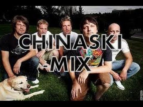 CHINASKI - mix písniček - YouTube