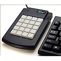 X-Keys: Keyboard Macros and Hot Keys offer the shortest path to action, and the X-keys provides a clearly labeled, physical location for these complex or redundant functions so you don't have to think about them. #disabilities #accessibility