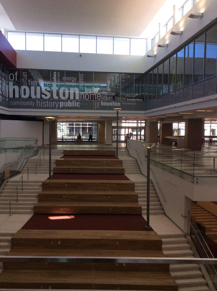 The new University of Houston student center | �||Un�v�rsity �f ...