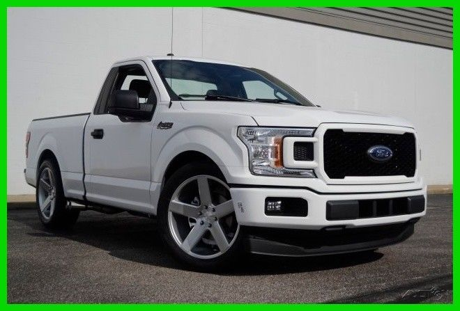 Ford F 150 Lightning Ford Trucks F150 Ford F150 Single Cab Trucks