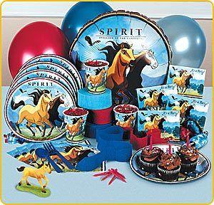 Breyer Horses Spirit Stallion Cimarron Cake Topper