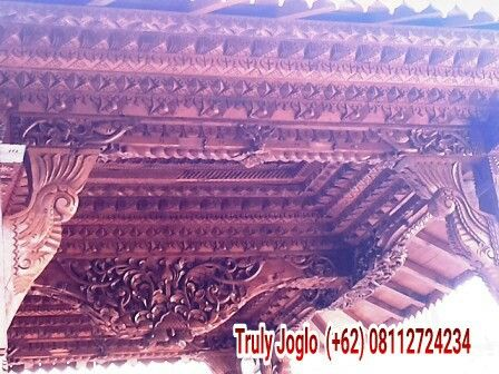 Truly Joglo Kudus is your ONE STOP SOLUTION for your Joglo & other wooden house types for your home, villa, hotel or restaurant. Specialized in recycled teak supply and carved Rumah Joglo Gebyok Ukir & Pendopo.  Info & Inquiry:  Telp/Whatsapp: (+62) 08112724234 Facebook: Arif Joglo Java Bali email: Truly.Arifsuryanto@Gmail.com Www.trulyjoglohouse.blogspot.co.id Worldwide shipping, handling & installation since 1997