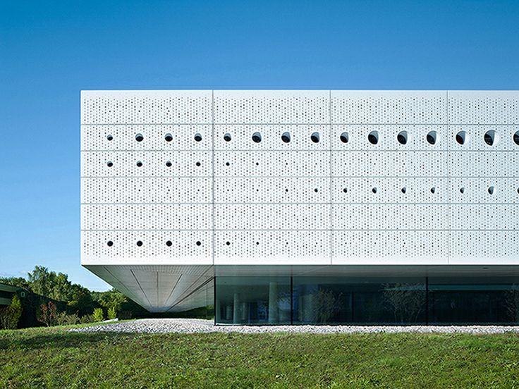 Forschungszentrum  | Köln | Graff Glass Kramer Löbbert