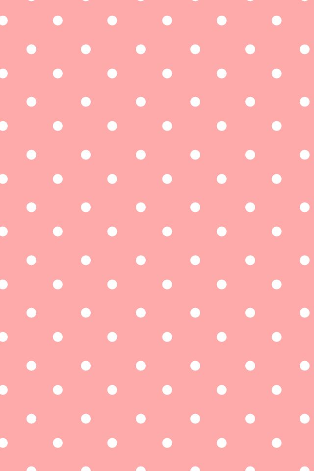 Polka dot cute wAllpaper