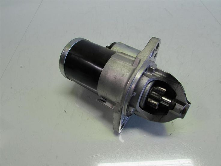Part/Notes: STARTER MOTOR, AT, P# 23300AA710. FORESTER 14 w/o turbo; AT IMPREZA 12-14 2.0L, AT (CVT) XV CROSSTREK 13-14 AT (CVT). Part Number(s): 23300AA710. For clarity, passenger side refers to right side when sitting in vehicle, and driver side refers to left side when sitting in vehicle. | eBay! #Parts #CarParts #DIYRepair #Subaru #Forester #Outback #Legacy #Impreza #STI #Crosstrek #BRZ #SUV #Cars #WRX #DIY #OEM #Mechanical