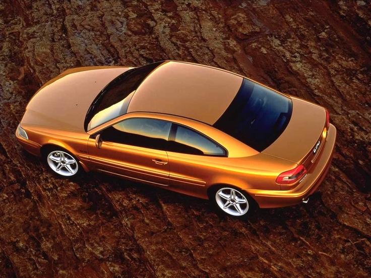 98 Volvo C70 coupe. I still love this model!