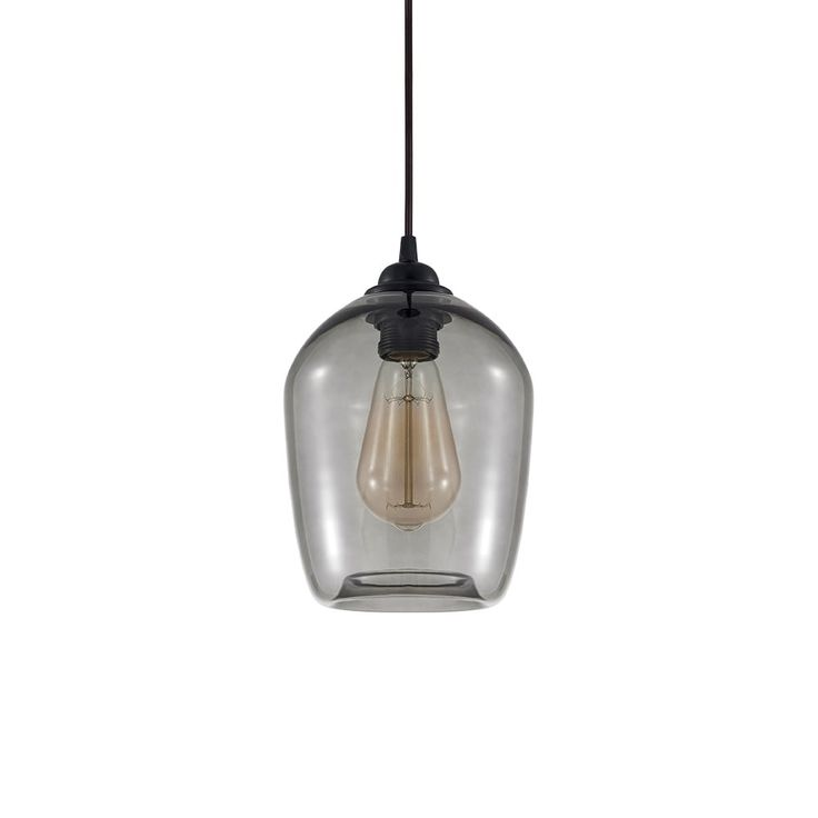 Cult Living Orb Small Pendant Light - Black
