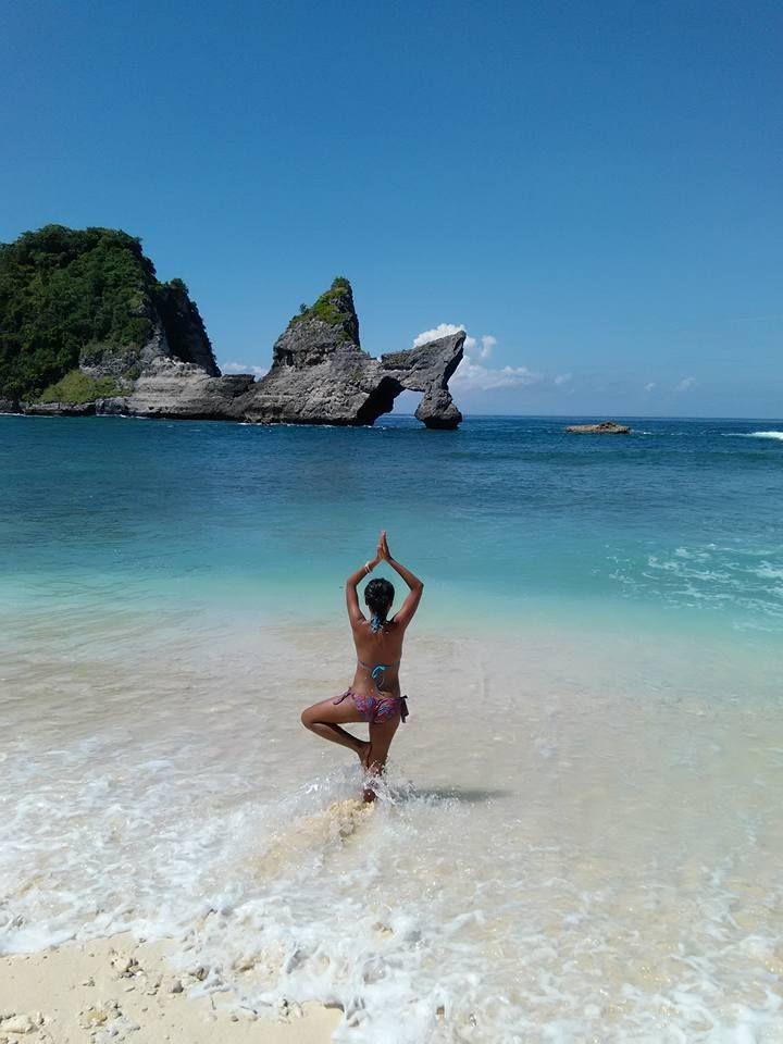 Atuh Beach Bali, nusa penida place that you must visit in bali: