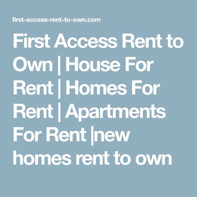 Best 25+ Rent to own homes ideas on Pinterest Houses to rent - rent with option to buy contracts