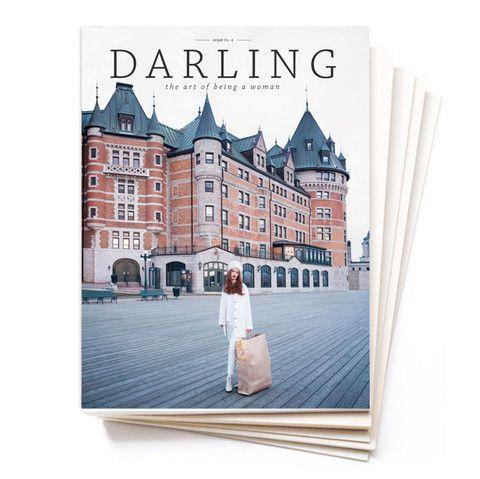 Issue No. 6 – Darling Magazine