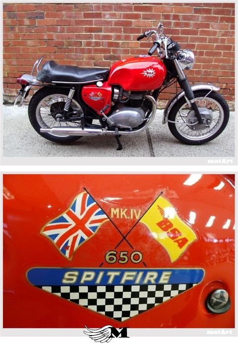 Pin by Bob Westcott on BSA/triumph Motorcycle, Classic