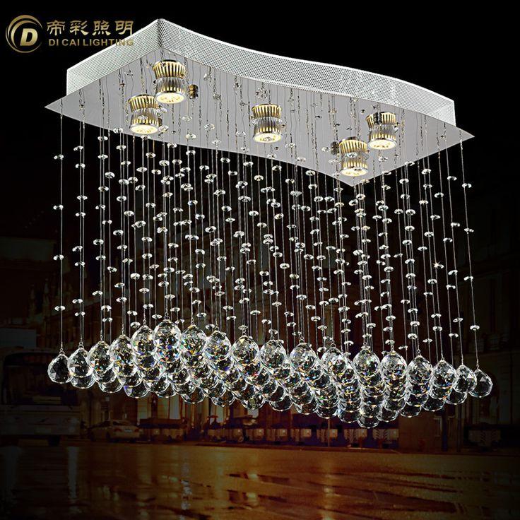 Modern-font-b-Luxury-b-font-Chandelier-Lighting-Hanging-Cord-Pendant-Lamps-Amber-Crystal-Luminaire-For.jpg (800×800)