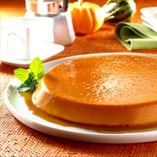 Step aside, pumpkin pie. This holiday, luscious Pumpkin Flan is the star of the dessert table! Vanilla-flavored GOYA® Flan is infused with rich pumpkin puree and tropical GOYA® Coconut Milk for a custardy dessert that's lighter and creamer than the original. Even better: this Pumpkin Flan recipe comes together in 10 minutes. Sweet!