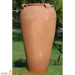 1000 id es propos de vase de poterie sur pinterest - Poterie terre cuite jardin ...