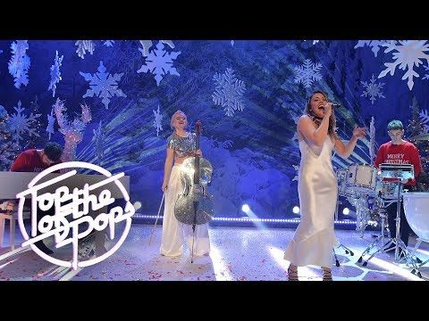 Letras: Symphony - Clean Bandit (Top of the Pops Christmas 2017)