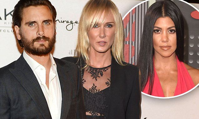 Scott Disick 'hooked up with Kimberly Stewart'