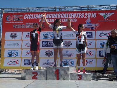 Todo un éxito la Copa Federación de Ciclismo de Ruta en Aguascalientes ~ Ags Sports