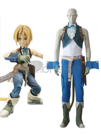 Make you the same as Zidane Tribal in this Final Fantasy cosplay costume for cosplay show.