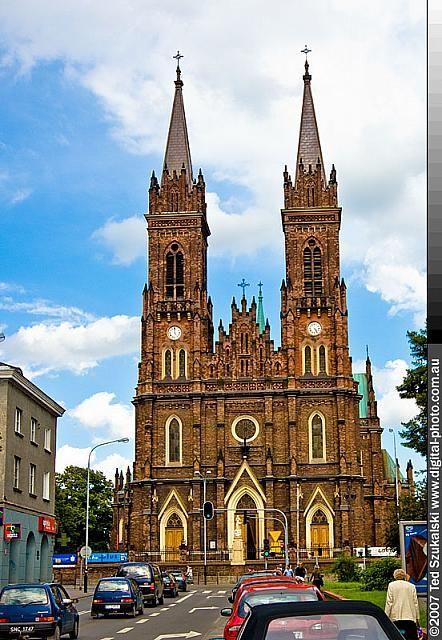 Go to Lodz, Poland.