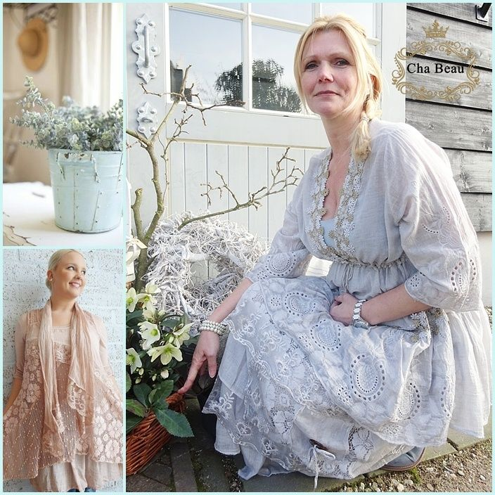 Cha Beau verkoopt betaalbare kleding voor romantische dames die zich durven te onderscheiden. Wees lekker jezelf in onze heerlijk dragende kleding.Like ons op FacebookBe different, be Cha Beau