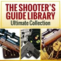 Add an all-around firearms database to your collection with The Shooter's Guide Library Ultimate Collection. These eight resources offer both the basics and advanced topics on their respective subjects, perfect resources for firearms enthusiasts of all levels. Want to know guns like we do? Pick up our Shooter's Guide Library Ultimate Collection.