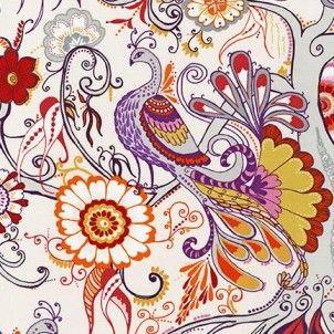 Robert Kaufman - Quill Bird Extract